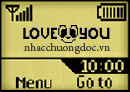 Logo Love You Đẹp